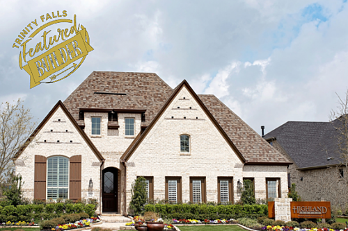 018-Featured Builder- Highland Homes