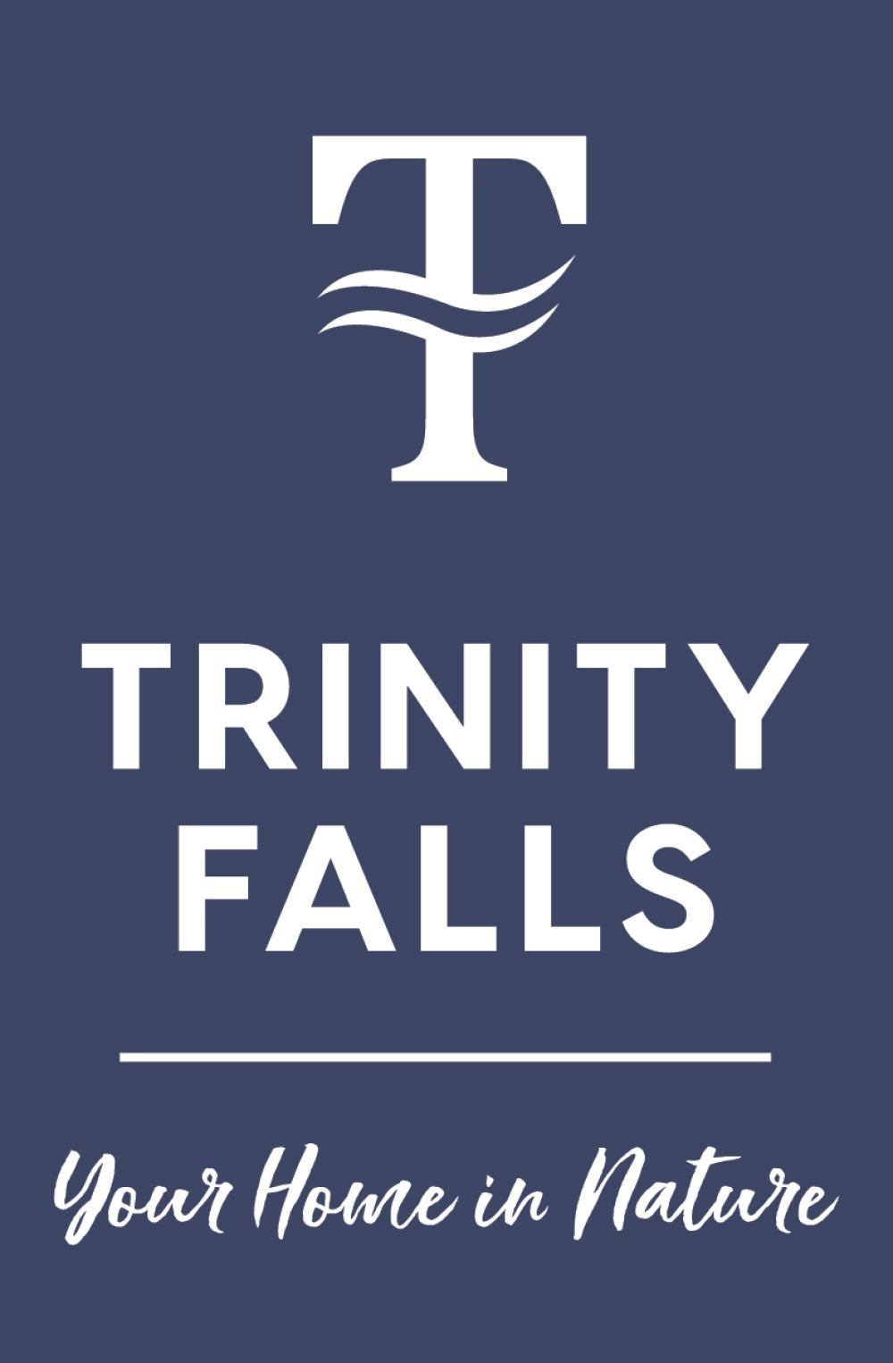 Trinity Falls Logo